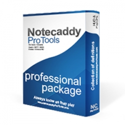 NoteCaddy ProTools Pack