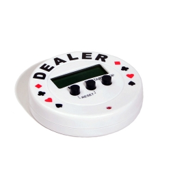 Таймер блайндов Dealer Button