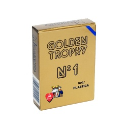 Карты MODIANO Golden Trophy синие