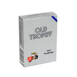 Карты MODIANO Old Trophy синие