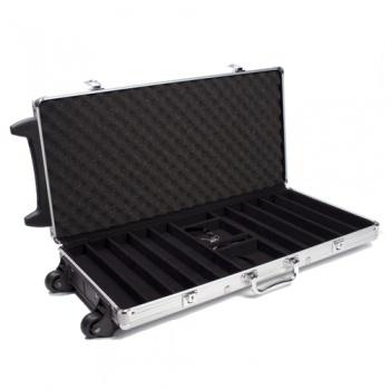 Алюминиевый кейс с удобной выдвижной ручкой для хранения и...